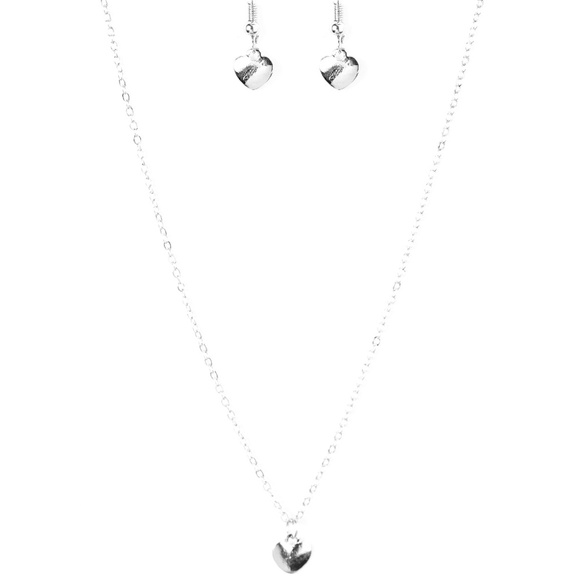 paparazzi Jewelry - 💍 5 for $25 sale! 💍 Silver Necklace